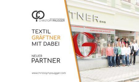 Partnerschaft mit Textil Gräftner